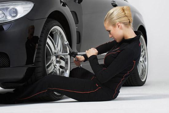 Когда менять резину автомобиля в Кирове?